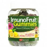 VitaHarmony ImunoFruit Gummies 90+10 zdarma