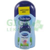 Bübchen sada tělové mléko 400ml + koupel 50ml