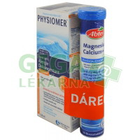 PHYSIOMER Pack Hypertonic 135ml+ABTEI Mag-Ca+D3 15