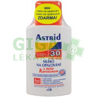Astrid mléko na op.F30 b.k.200ml+ml.F15 b.k.100ml