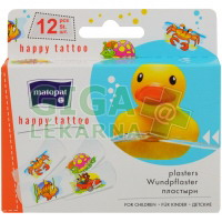 Matopat Happy Tattoo 12ks náplast