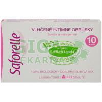 SAFORELLE ubrousky pro intimní hygienu 10ks