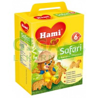Hami Safari dětské sušenky 180g