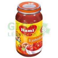 Hami ovocný příkrm s jahodami 200g