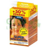 Revital Super beta-karoten tbl.40+20+balzám na rty