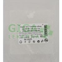 Krytí sterilní-mastný tyl 10x10cm 1ks Steriwund