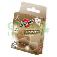 Prezervativ Pepino Ultra Sensitive 3ks