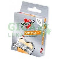Prezervativ Pepino Safe Plus 3ks