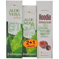 Fytofontana Aloe Vera gel+spray+Slimm.Serum zdarma