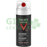 VICHY HOMME Deo spray 72H 150ml M0682600