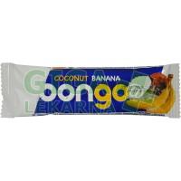Bongo banán.přích. kokos.tyčinka v ml.polevě 40g