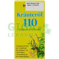 DR 31 Bylinný olej 110 bylin Dr. Förster 100ml