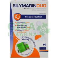 SILYMARIN DUO DaVinci 60 tobolek + detox.rádce