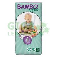 BAMBO Nature Maxi plenkové kalh. 7-18kg 60ks