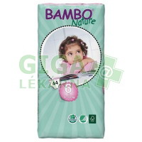 BAMBO Nature 6 XL plen.k. 16-30kg 44ks