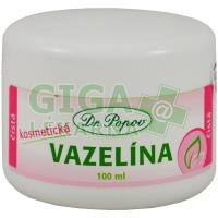 Kosmetická vazelína čistá 100ml Dr.Popov