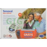 Tonometr digi.TENSOVAL Duo Control M + krokoměr