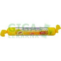 Intact hroznový cukr s vit.C Meloun 40g