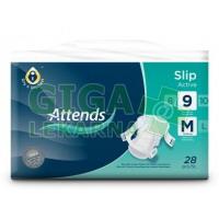 Kalhotky absorpční Attends Slip Active 9 M 28ks