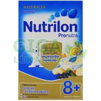 Nutrilon kaše ovocná s černým rybízem mléčná 225g 8M