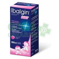 Ibalgin Baby sirup 100ml