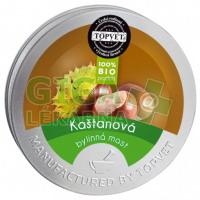 TOPVET Kaštanová bylinná mast 50ml