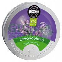 TOPVET Levandulová bylinná mast 50ml