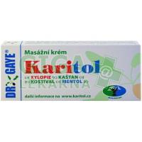 Dr.Gaye Karitol masážní krém 100ml