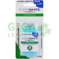 Zubní párátka SW Interdental Cure Dents DUO 150ks