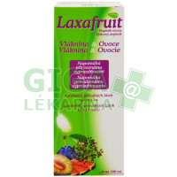 Laxafruit sirup 100ml