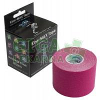 KineMAX Classic kinesiology tape růž. 5cmx5m