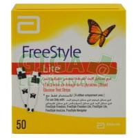 FreeStyle Lite testovací proužky 50ks