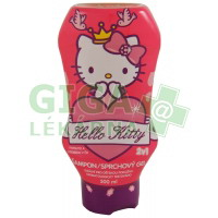 Hello Kitty šampon/sprchový gel 500ml