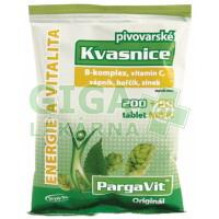 PargaVit Pivovarské kvasnice Originál 250 tablet