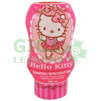 Hello Kitty šampon/sprchový gel 300ml
