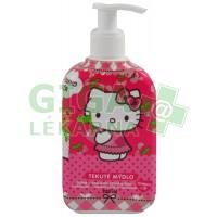 Hello Kitty tekuté mýdlo Třešeň 250ml