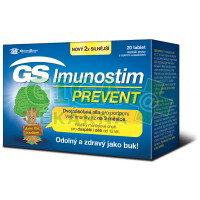 GS Imunostim Prevent 20 tablet