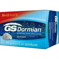 GS Dormian 30+15 tablet