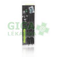 MegaSmile Black Whitening Loop zubní kartáček 2ks 200218