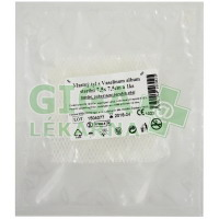 Krytí sterilní-mastný tyl 7,5x7,5cm 1ks Steriwund