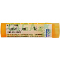 Kalium Muriaticum CH15 gra.4g
