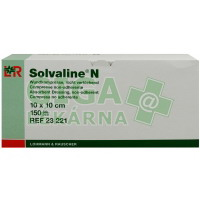 Komprese Solvaline N spec.savá 10x10cm/150ks