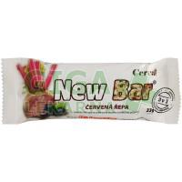 Cereální tyčinka New Bar Červená řepa 33g