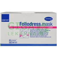 Foliodress Mask Loop Comfort modrá 50ks
