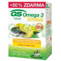 GS Omega 3 Citrus 60+30 kapslí 2015