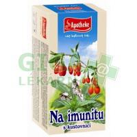 Apotheke Na imunitu s kustovnicí 20x2g
