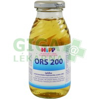 HiPP ORS Jablko 200ml