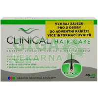 Clinical hair-care 45+15 tablet
