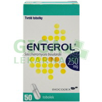 Enterol 250mg 50 tobolek