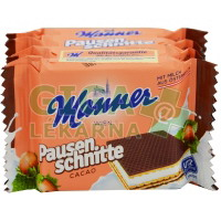 Manner Pausenschnitte Cacao 4x24g